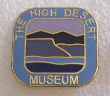 The High Desert Museum Tourist Travel Souvenir Collector Pin - Bend, Oregon
