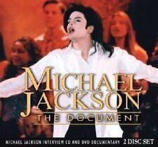 CD musicali r&b e soul michael jackson