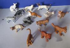 Safari Plastic Animal pvc Domestic Cat Figure Lot 14 Kitten/Bengal Tiger/Leopard
