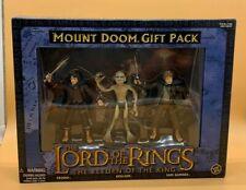 Lord Of The Rings Return of the King Mount Doom Gift Pack Frodo Sam Gollum 3pk