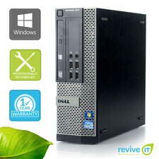 Dell Optiplex 7010 SFF  i5-3470 3.20GHz 4GB 500GB Win 7 Pro 1 Yr Wty