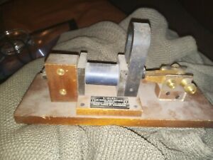 Philip Harris Birmingham Scientific Instrument electromagnet