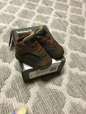 Timberland Infant Baby Boys Wheat Crib Boots Size 1