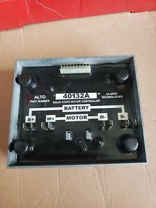 Clarke MOTOR CONTROLLER 40132A