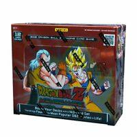 Dragon Ball Z Vengeance Sealed Booster Box 2016