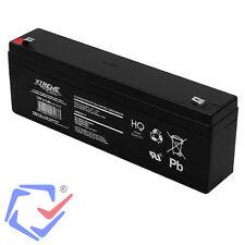 Gel Akku AGM Batterie 12V 2,3Ah 2,3 Ah Gelakku Ersatzakku XTREME Wartungsfrei