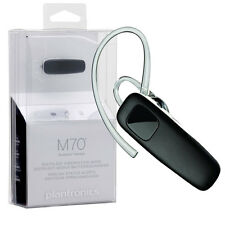 Plantronics Original M70 Bluetooth 3.0 Headset Multipoint Galaxy S8 S9 Note 8