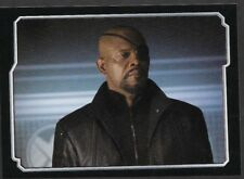 MARVEL - THE AVENGERS - STICKER COLLECTION - No 18 - NICK FURY - By PANINI