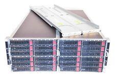 SuperMicro F627R3-RTB+ 4U FatTwin SuperServer 4-Node X9DRFR 8x LGA2011 E5-2600v2