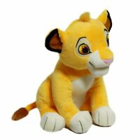 2019 New The Lion King Simba Soft Plush Doll Stuffed Cuddly Toy 26cm Xmas Gift