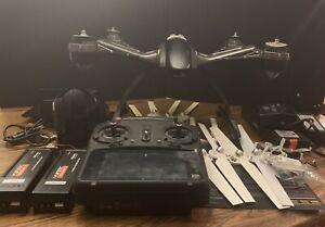 Yuneec Q500 4K Typhoon Quadcopter Drone RTF, CGO3 4K Camera & CGO SteadyGrip +++