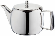 Stellar Stainless Steel Traditional Teapot 62oz 1.76 Litre