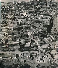 Vieille ville Ankara (Angora) Anatolie centrale tirage argentique époque c. 1960