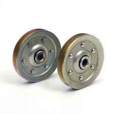 Garage Door 3 Inch Heavy Duty Sheave Pulley (200 lb Load) (2 PACK)