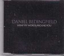 Daniel Bedingfield-Wrap My Words Around You Promo cd single