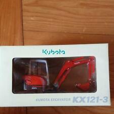 Kubota Construction Machinery Miniature 1/24 EXCAVATOR from Japan Free Shipping