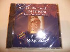 PATRICK McGOOHAN THE PRISONER 1979 INTERVIEW CD NEW SEALED