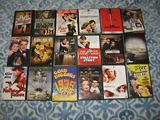 18 Classic 1940s 30s 50s Pick & Choose Cheap Ship Dvd Noir Comedy War