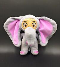 "Disney Zootropolis Ele-Finnick Soft Toy In Elephant Costume Posh Paws 9"" High"