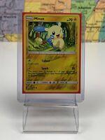 SHIPS SAME DAY Minun 34/73 SM Shining Legends REVERSE HOLO Pokemon Card NM