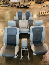 Jeep Commander Overland Leather Seats Electric