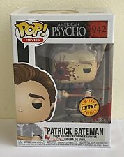 Funko Pop American Psycho Patrick Bateman #942 Chase Nib