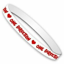 Unisex Accessories Brand New Gift One Direction 'Ex Tour' Gummy Wrist Bands