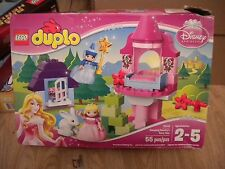 LEGO DUPLO Princess 10542 Sleeping Beauty's Fairy Tale *READ*