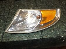 03-05 USDM OEM Saab 9-5 front driver side corner marker light lamp assembly L FL