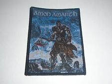AMON AMARTH JONSVIKING WOVEN PATCH