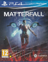 Matterfall (PS4) Brand new and sealed
