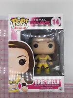 """Funko Pop WWE: Total Divas - Brie Bella """"Brie Mode"""" #14 NOT MINT C02"""