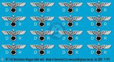 Peddinghaus 1/32 DRB German Railway Wagon Eagle Markings Late WWII (White) 1762
