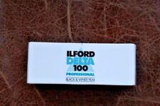 ILFORD DELTA 100  Black & White Negative Medium Format 120 FILM Expiry 03/2007