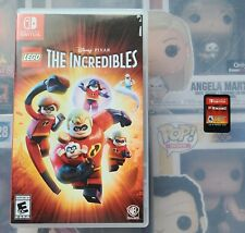 New listing Lego The Incredibles Nintendo Switch