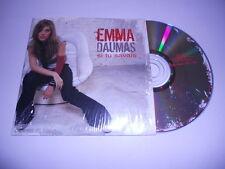 Emma Daumas / Si tu savais - cd single