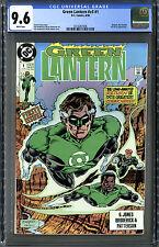 Green Lantern V3 #1 (DC, 1990) CGC 9.6! Stunning Book!