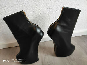Extreme Pony Boot, High Heel von Refuse to be Usual