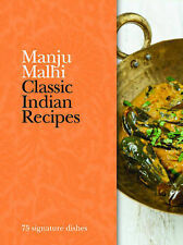 Classic Indian Recipes,Malhi, Manju,New Book mon0000090859
