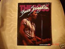bruce springsteen paperback, by elianne halbersberg