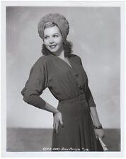 ANN MILLER - Film Star Portrait Still 1940's Columbia Pictures ORIG. MOVIE PHOTO
