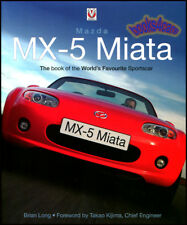 MIATA MX5 BOOK LONG FAVORITE SPORTSCAR BRIAN MX-5 WORLDS MAZDA