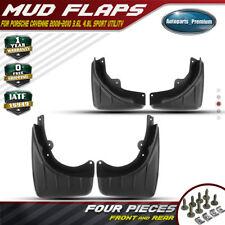 Mud Flaps Splash Guard Mudguards For Porsche Cayenne 2008-2010 Car Fenders SUV