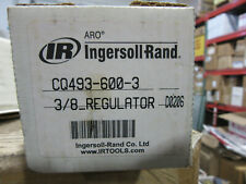 "ARO Ingersoll Rand CQ493-600-3 Regulator 3/8"" 200 PSI Max NEW!!! in Box"