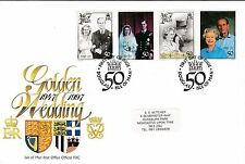 Royalty Decimal Used Manx Regional Stamp Issues