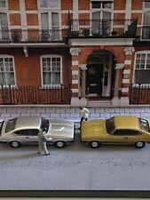 Ford Capri 3.0 S Bodie&Doyle Die Profis The Professionals Diorama + Figuren 1:76
