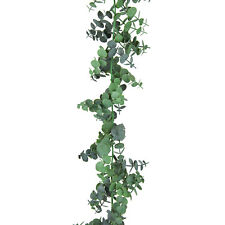 Spiral Artificial Eucalyptus Winter Garland 180cm/6ft