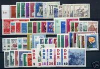 DDR Jahrgang 1961 postfrisch MNH jede MiNr 1x