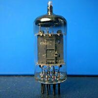 Siemens 12AX7 / ECC83 tube, mC1 1957, long gray plates, O getter, RARE, balanced