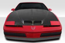1 Piece Extreme Dimensions Duraflex Replacement for 1982-1992 Pontiac Firebird Trans Am Xtreme Front Bumper Cover
